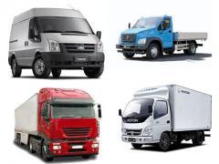 Транспортні перевезення і переїзди