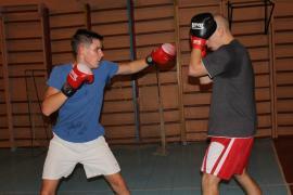 Тренування з боксу і самообороні в спортклубі «ТАЙСОН»