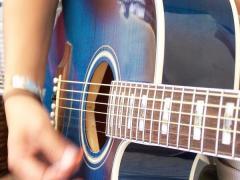 Уроки гри на гітарі в Тернополі 50 грн