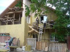 Утеплення та оздоблення фасадів, ремонт приміщень, комплектація мат