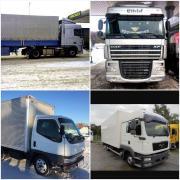 Вантажоперевезення автотранспортом
