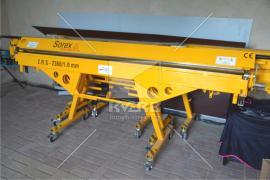 Верстат для гнуття металу Sorex ZGR-2360 (Польща)