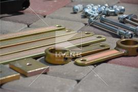 Верстат для згинання листового металу товщиною до 1 мм - ZGR-216