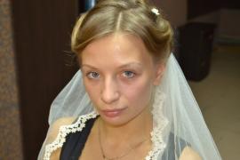 Весільні зачіски на будинок