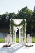весільний декор,флористика