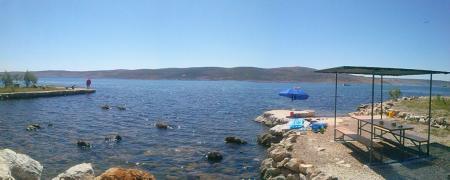 Відпочинок на морі. Хорватія. Seline - Starigrad Paklenica