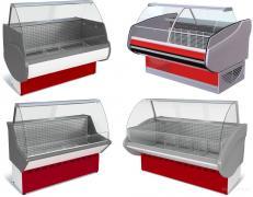 Вітрини холодильні Полюс гастрономічні за найкращою ціною