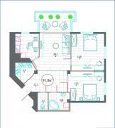 Видова квартира з ремонтом
