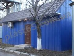 Виготовлення металоконструкцій будь-якої складності, монтаж, Київ