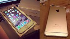 Яблуко iPhone 6с плюс 64 ГБ простору Золотий GSM Розблокований смартфон