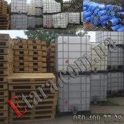 Європіддон, европоддони дерев'яні, пластикові, піддони б/в Хар