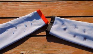 Захисний, водовідштовхувальний спрей Nanometr для одягу, взуття і т