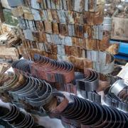 Запасные части к двигателям В-31М2, Д6, Д12, В-31М4, В-46-5С