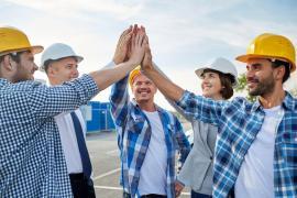 Запрошуємо чоловіків до Польщі на будівельні роботи