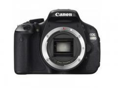 Здам в оренду камеру Canon EOS 600D body