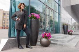 Жіночі пальто від виробника 2017/18 рік ТМ Ozona Milano